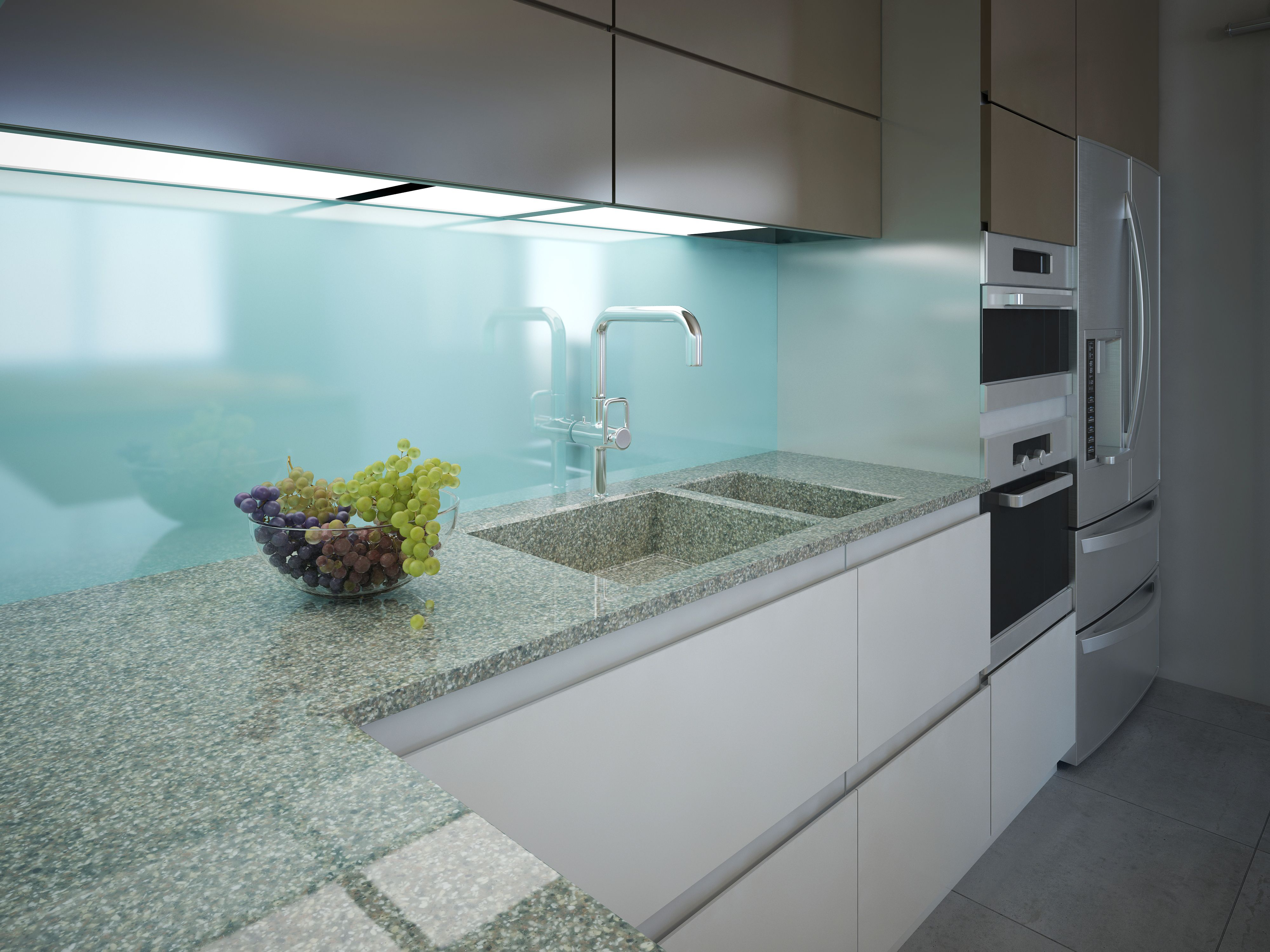 Polymer Kitchen Cabinets Pros And Cons Anipinan Kitchen