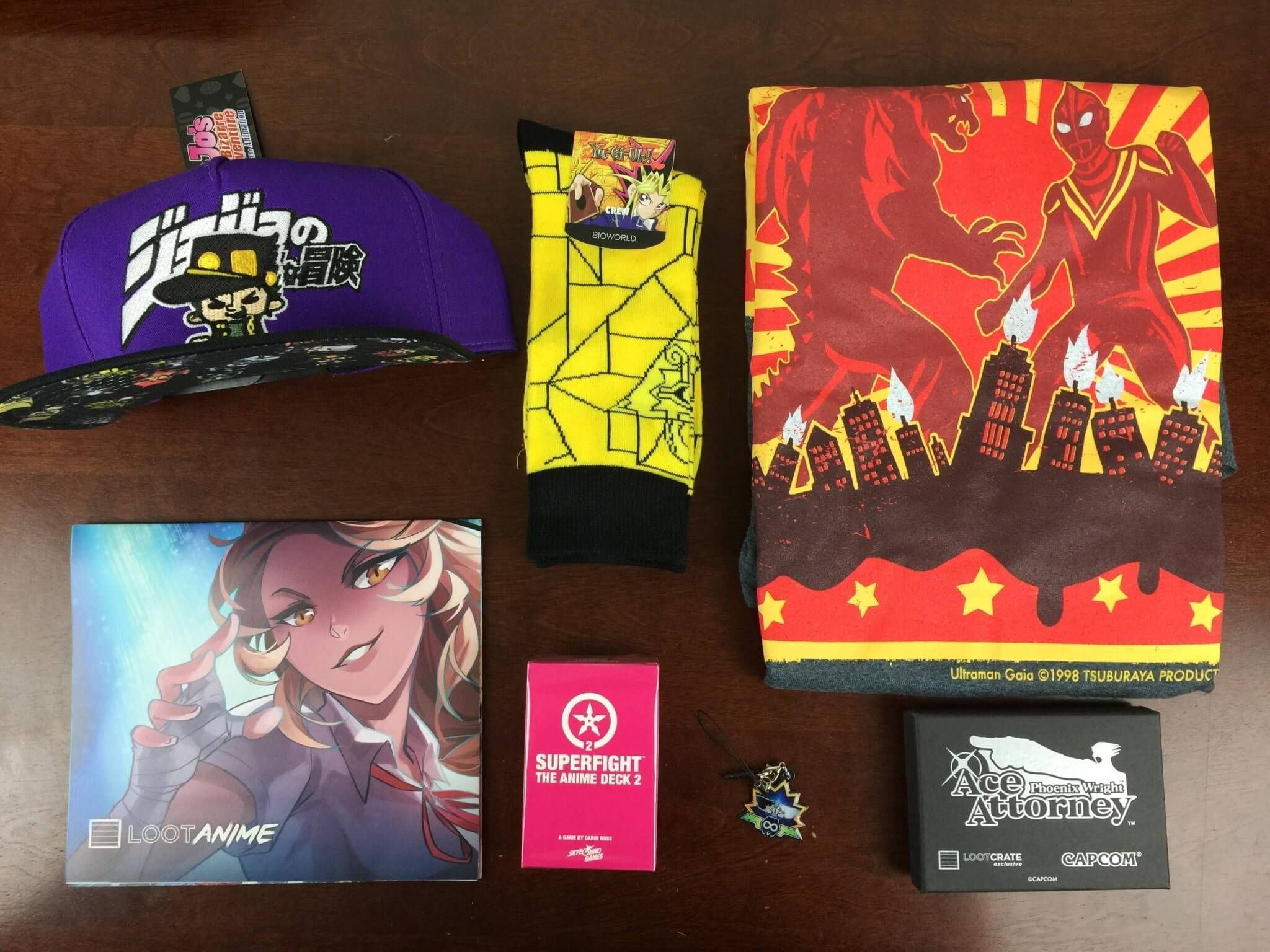 Loot anime anime subscription boxes subscription box