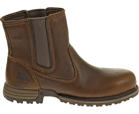 Real women wear work boots. The Freedom pullon is stylish