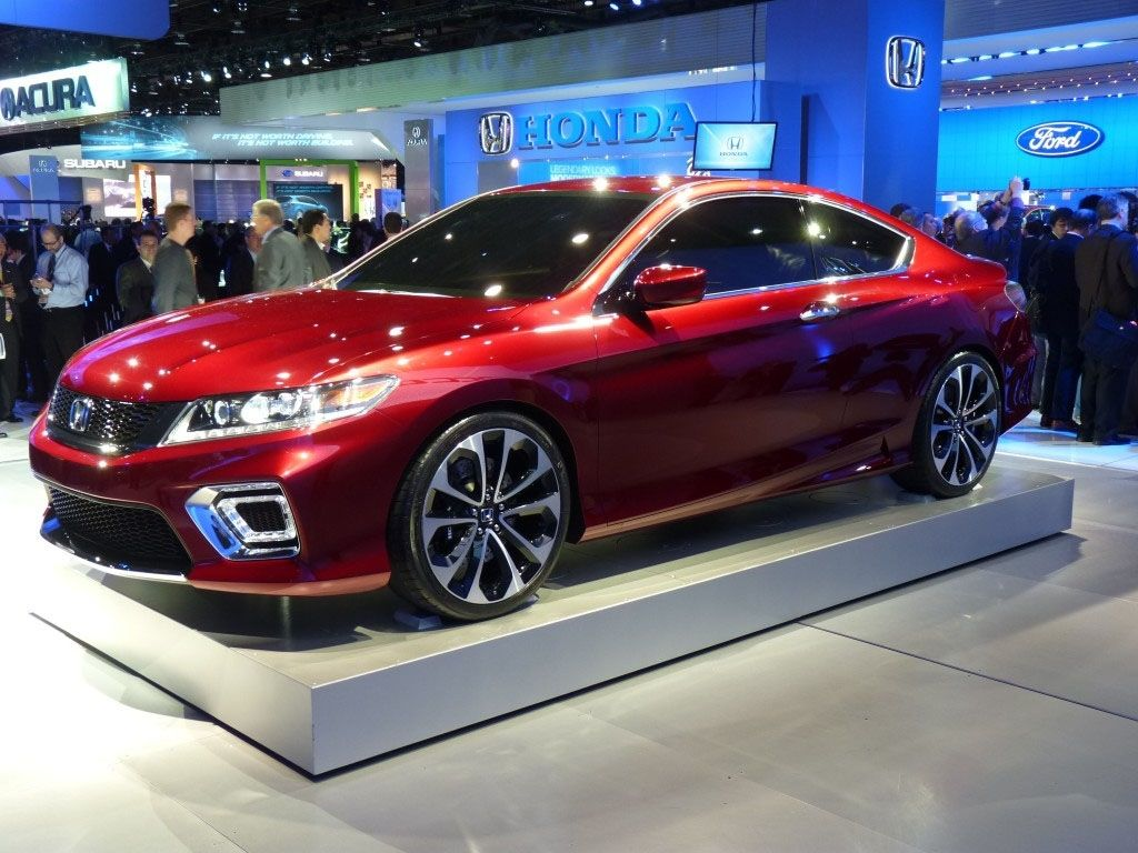 2016 Honda Accord Coupe For