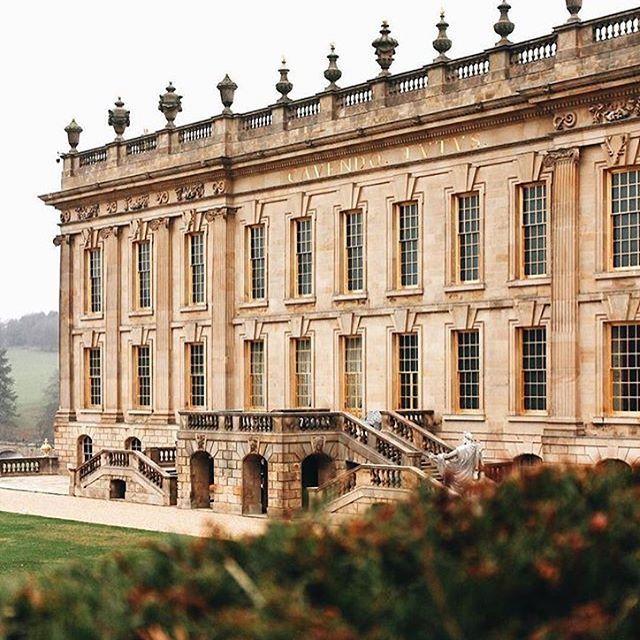 Chatsworth House, Derbyshire England . Destination Venues