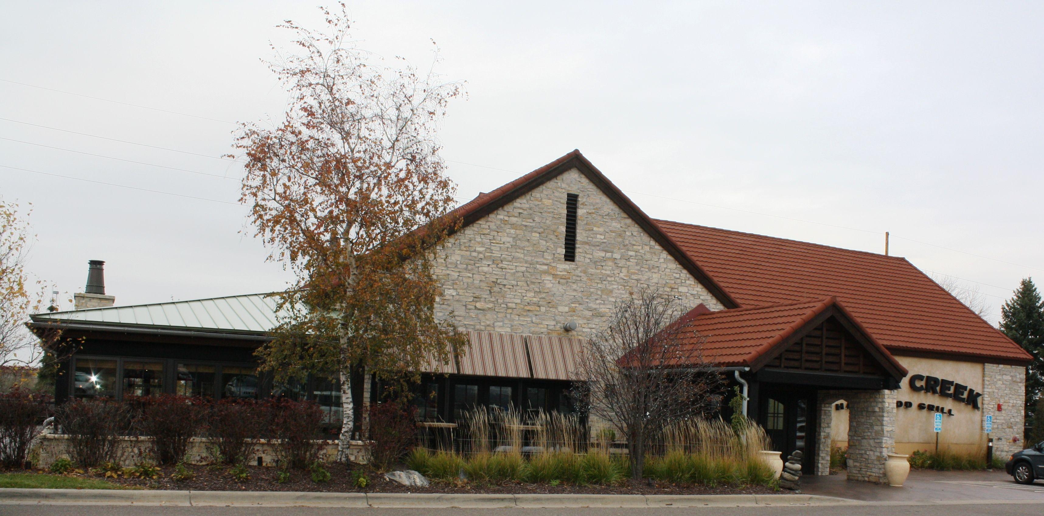 Porter Creek Hardwood Grill. 14201 Burngarten Drive