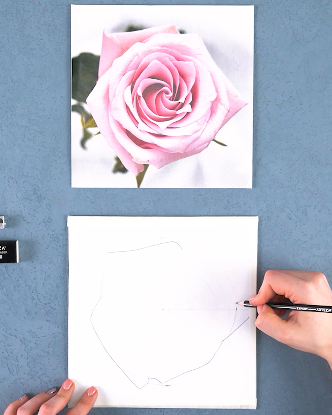 Rose Watercolor Tutorials 🌹 -  Ever wanted to learn how to create a painting of a rose? Click the button to watch the full video o - #animationideas #babycaretips #DestinationWedding #homeschoolingideas #Rose #tutorials #watercolor