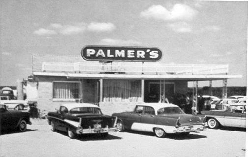 Palmer S Seafood Restaurant On The Causeway Mobile Alabama