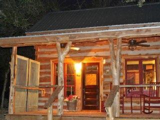 Boerne Cabin Rental: Romantic Get Away In Sisterdale, Tx Includes Breakfast  | HomeAway