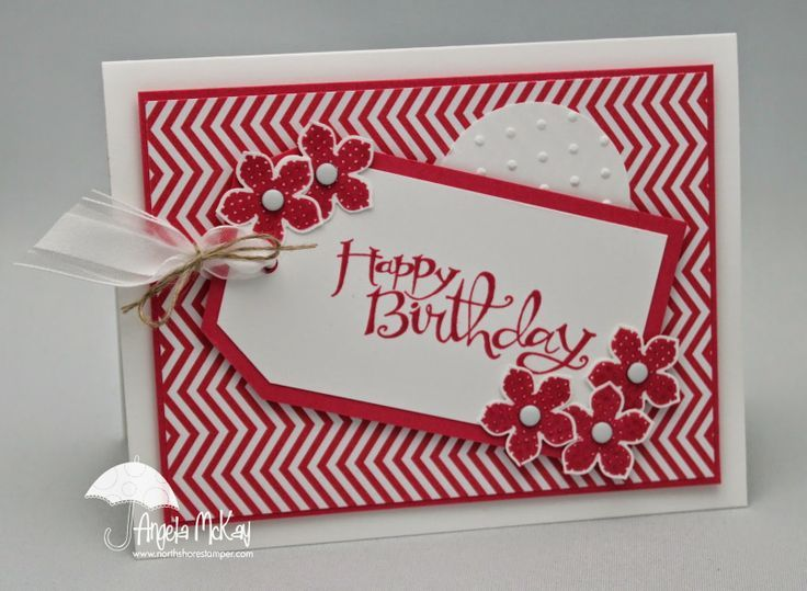 Stampin up birthday card ideas birthdays cards pinterest stampin up birthday card ideas birthdays bookmarktalkfo Gallery