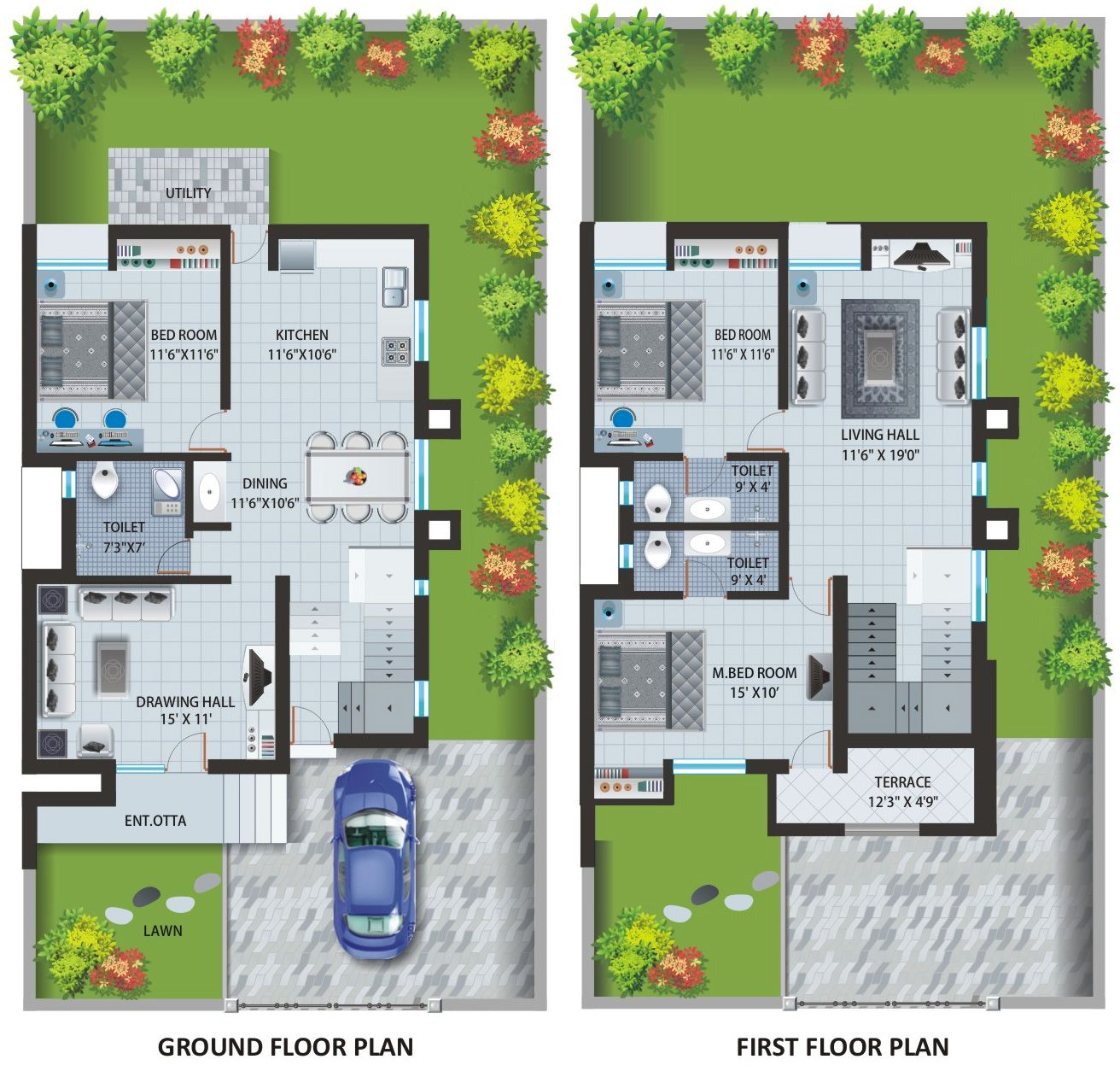 Bungalow 3d Floor Plan: Craftsman Style Bungalows - Google Search