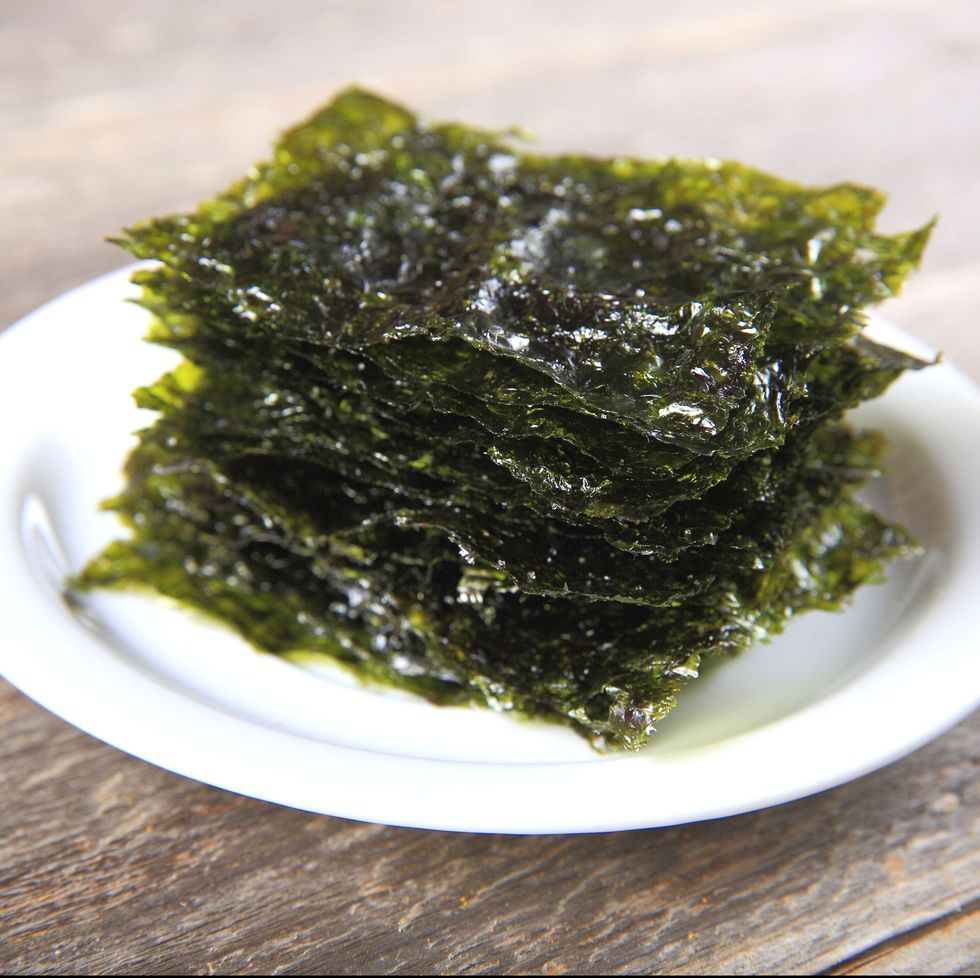seaweed on keto diet