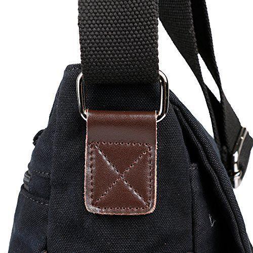 c88ff286f2 ibagbar-Bag-Shoulder-Canvas-Messenger-Laptop-Computer-Bookbag-Men-and-Women
