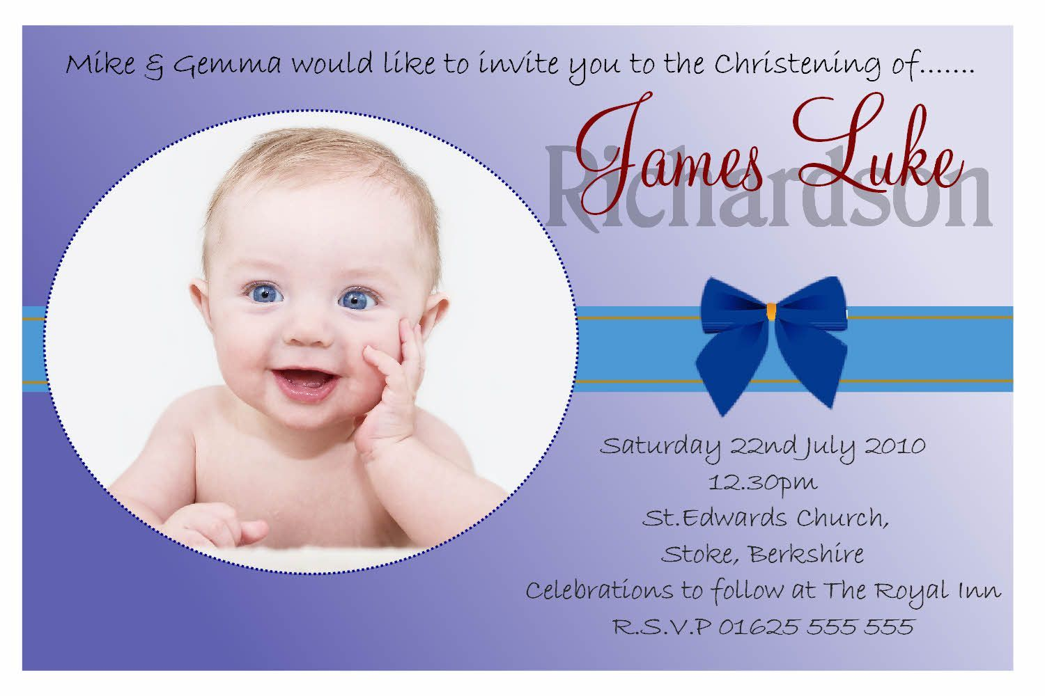 Baptism invitation card messages graduation invitation templates baptism invitation card messages stopboris Image collections