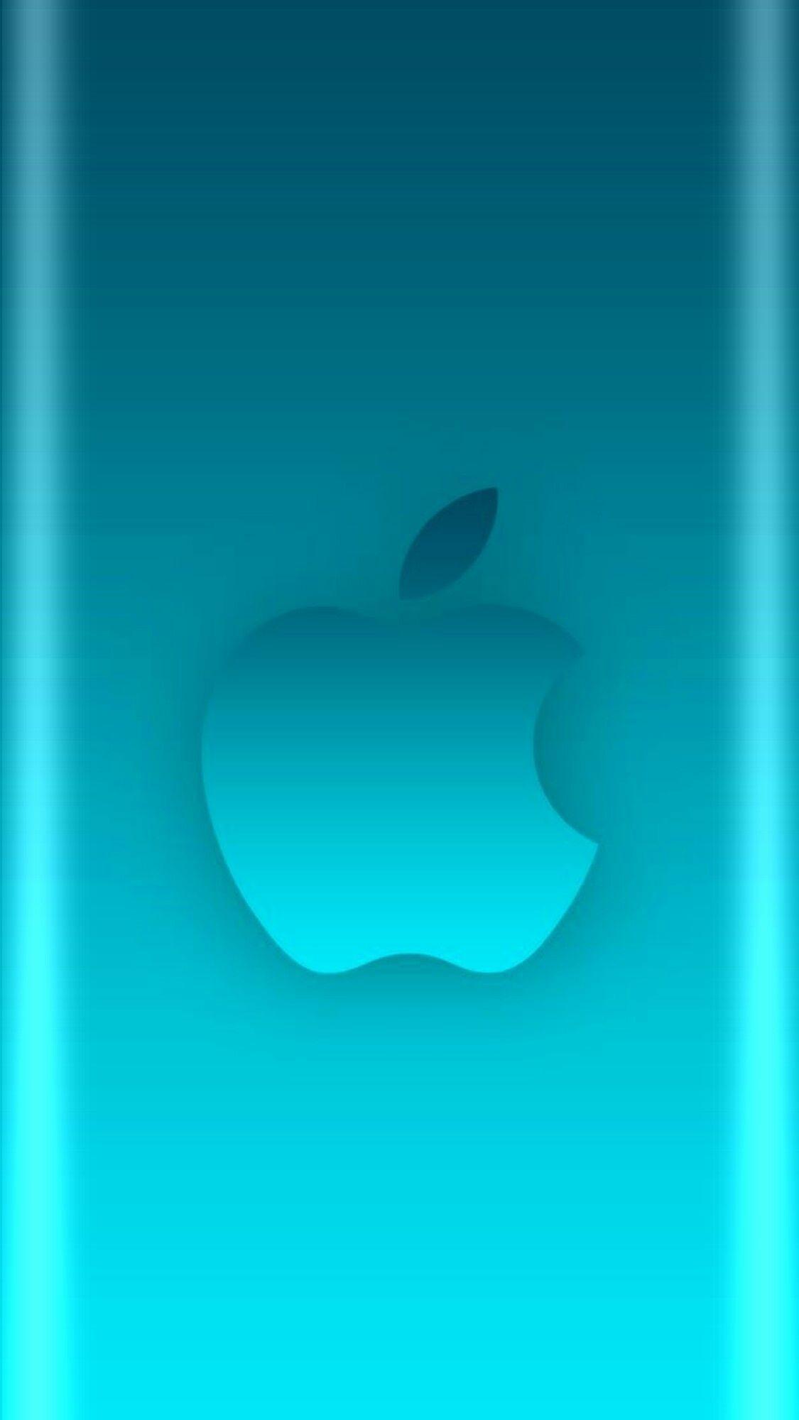 Pin By سعيدعز On Logos Apple Logo Wallpaper Iphone Blue