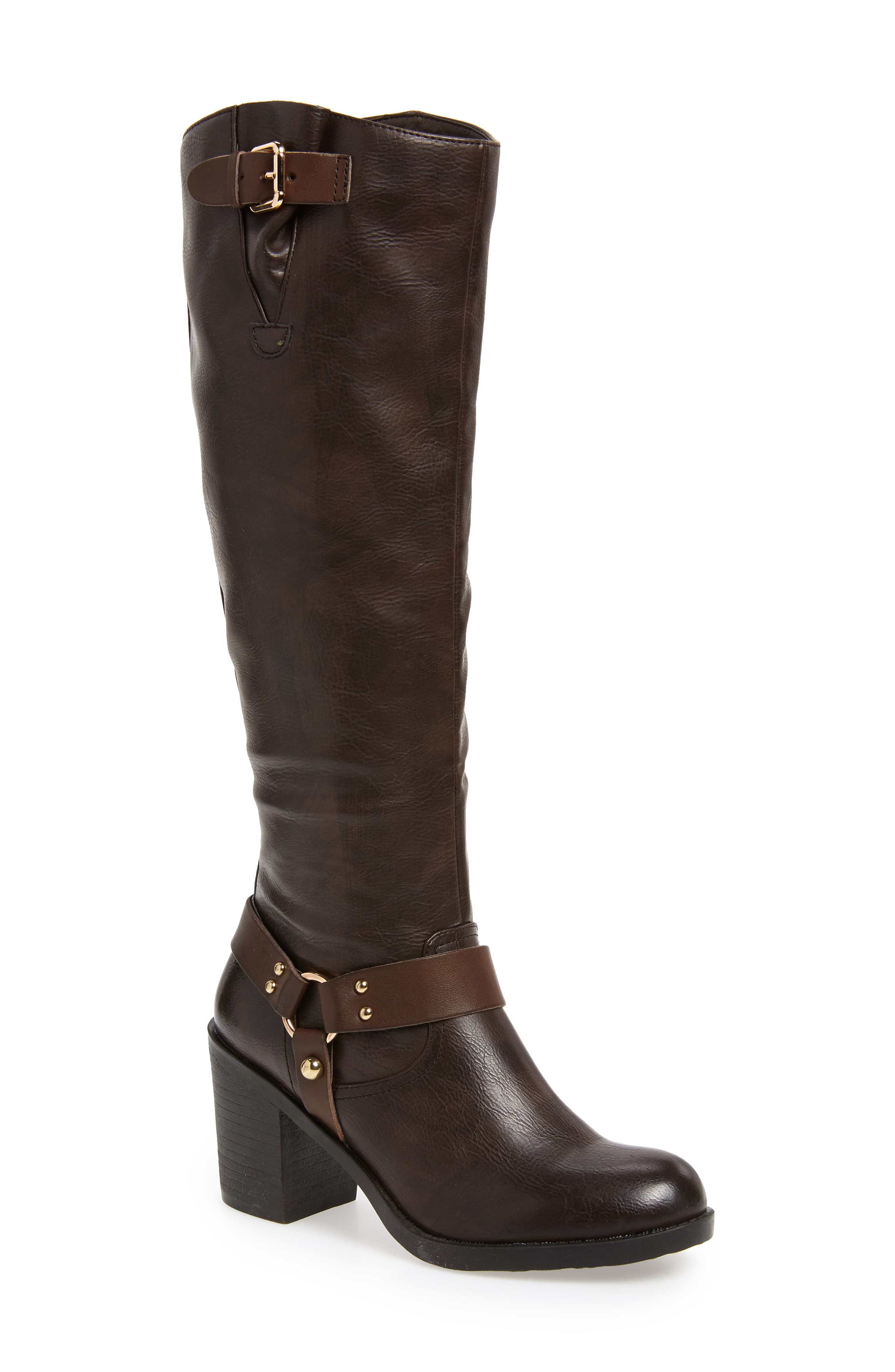 6d909871d Women's Sbicca Dimarco Knee High Boot, Size 6 M - Black in 2019 ...