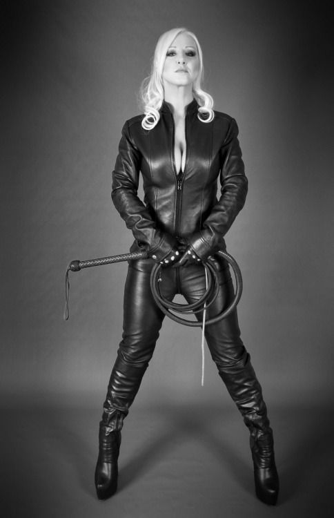 leather whip spank