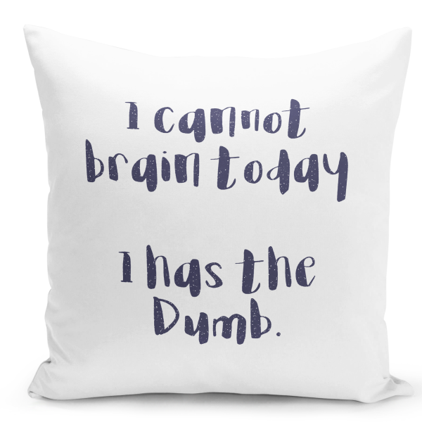 Throw Pillow Naps Cushion Teen Bedroom