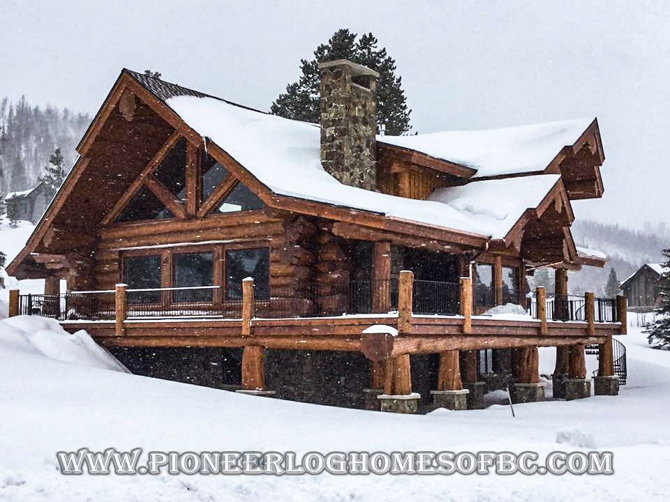 Custom Log Homes Picture Gallery Log Cabin Homes