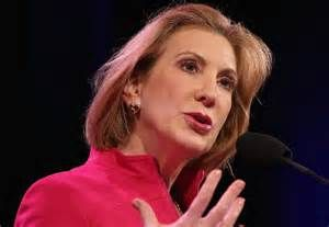The Faith of Carly Fiorina