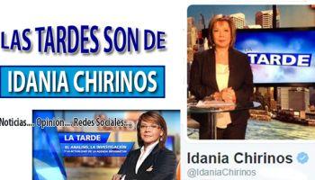 Las tardes son de Idania revela lo que está pasando en Venezuela...!!!