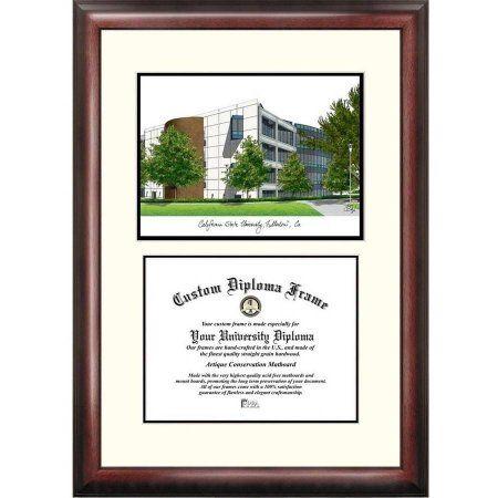 California State University, Fullerton 8.5 inch x 11 inch Scholar ...