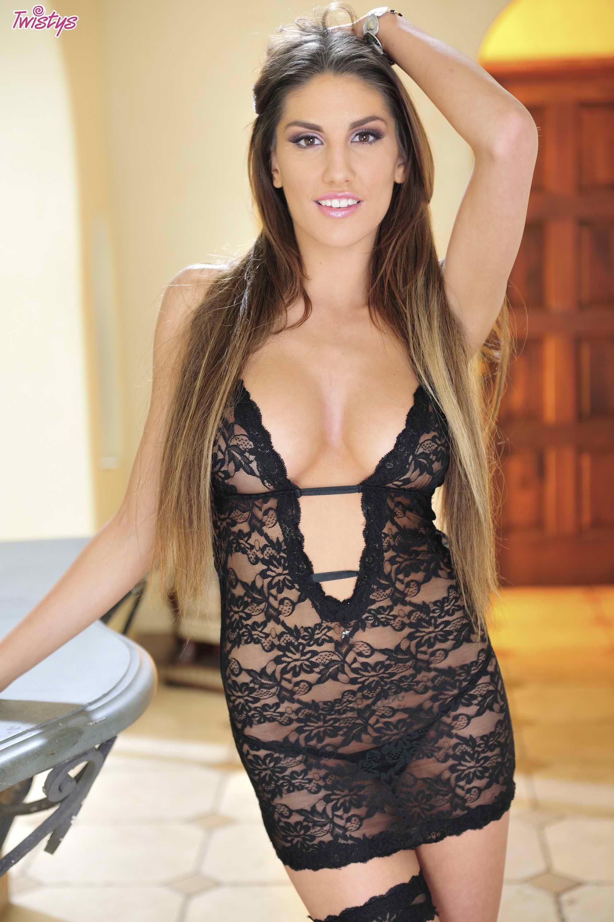August Ames Keiran Lee