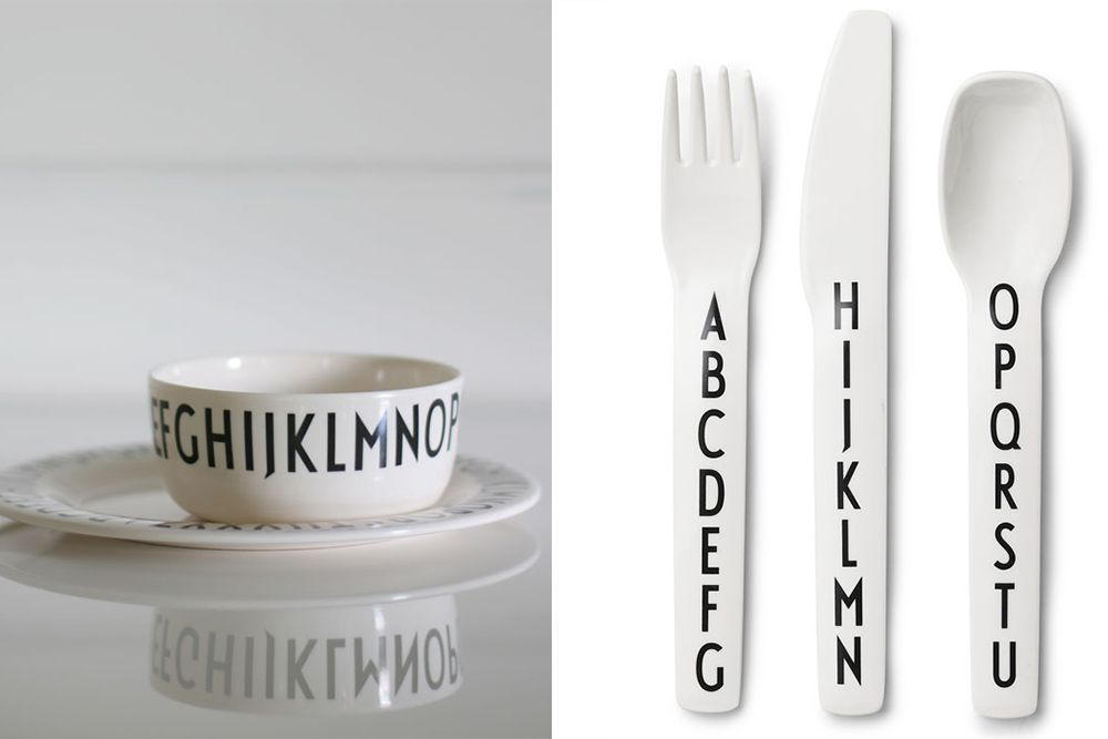 Cute Children S Plates And Cutlery Vegetarian Kids Plates Rock My Family