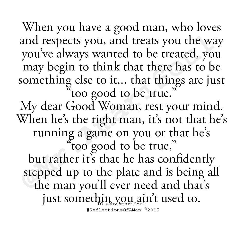 Good Man Quotes Images