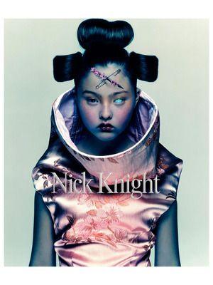 Nick Knight by Harper Collins