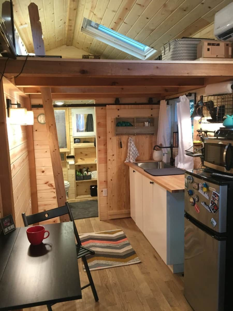 Utterly Charming Tiny House As Seen On Hgtv For Sale