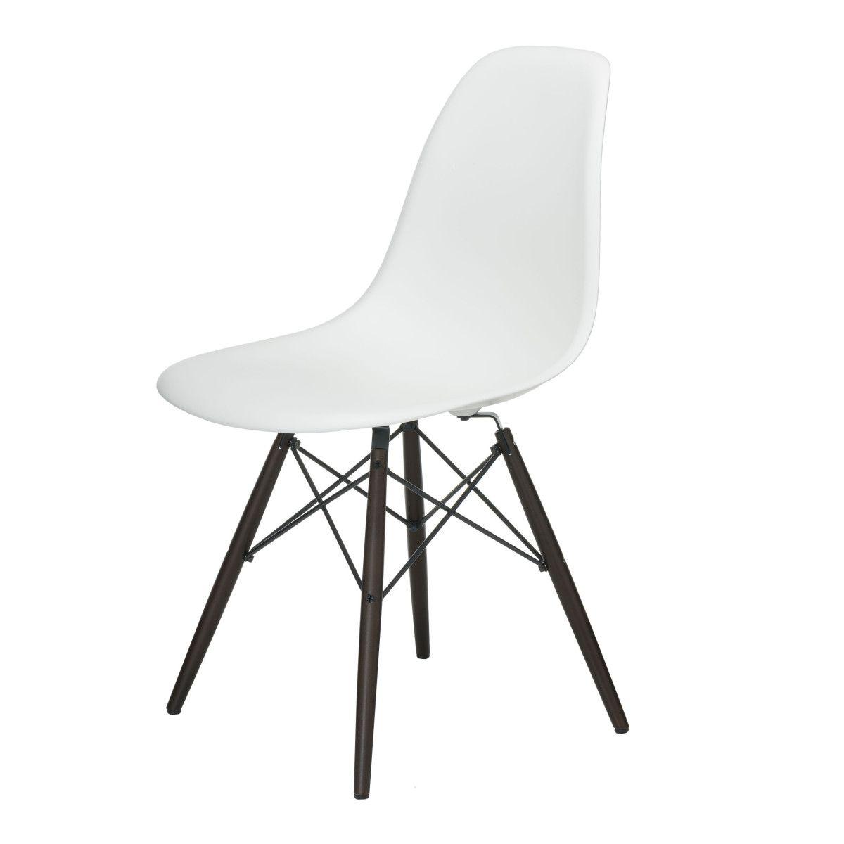 Eames Plastic Side Chair Stuhl Dsw Mit Filzgleitern Weiss Ahorn Gebeizt Neue Ma Szlig E Jetzt Bestellen Unter Https Moebel Lade Eames Stuhle Esszimmerstuhle