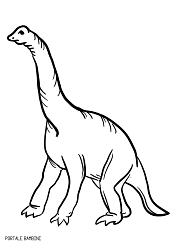 Disegni Da Colorare Gratis Dinosauri.Disegni Di Dinosauri Da Stampare E Colorare Gratis Portale