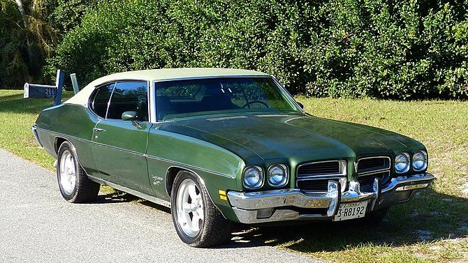 1972 Pontiac Lemans Sport Offered For Auction 1797346 Pontiac Lemans Pontiac Cars Pontiac