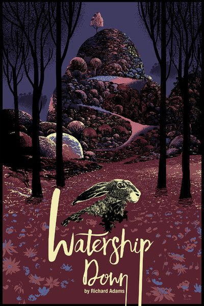 Watership Down 1978 Hd Wallpaper From Gallsourcecom Movie