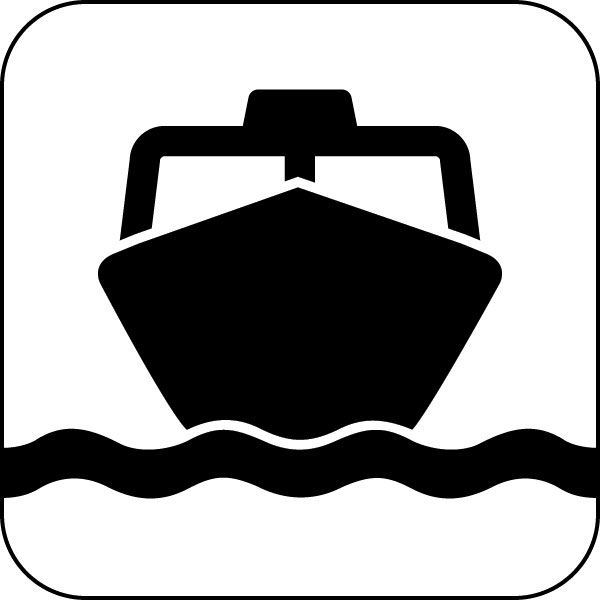 boat pictogram | Boat Symbol | Pictograms | Pinterest ...