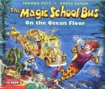 Book The Magic School Bus on the Ocean Floor  by Joanna Cole (Author), Bruce Degen (Illustrator)