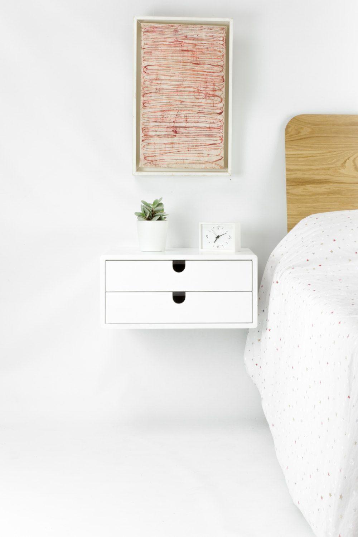 Captivating Floating Drawer Nightstand Great Bedroom Furniture