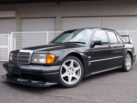 Performance-Benz bei Auktion
