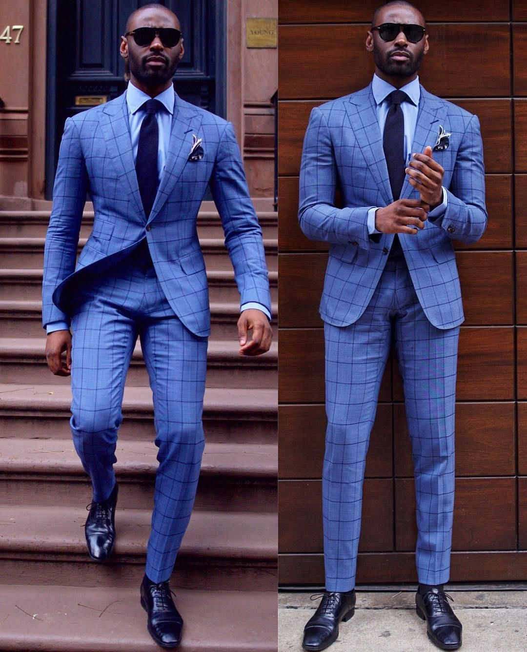 For The Love Of Suits Davidson Frere Habillement Homme Style