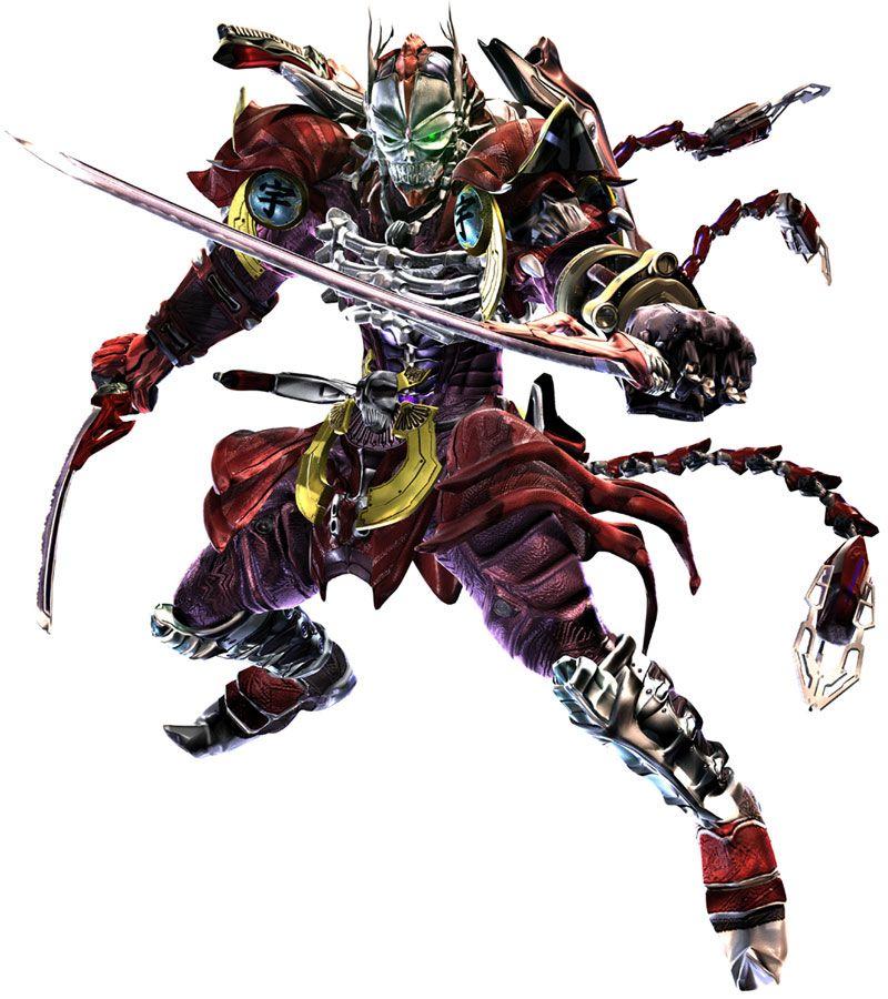 Yoshimitsu Tekken 6 Video Game Characters Game Character