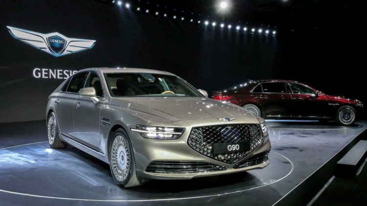 20 Full Size Sedans We Re Looking Forward To In 2020 Hyundai Genesis Hyundai Genesis
