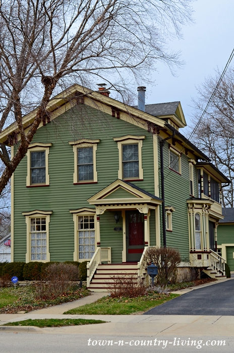 Aurora Historic Homes: Part Two #historichomes