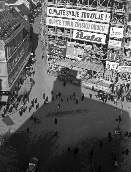 Toso Dabac Croatian Art Project Zagreb History Of Photography Photo