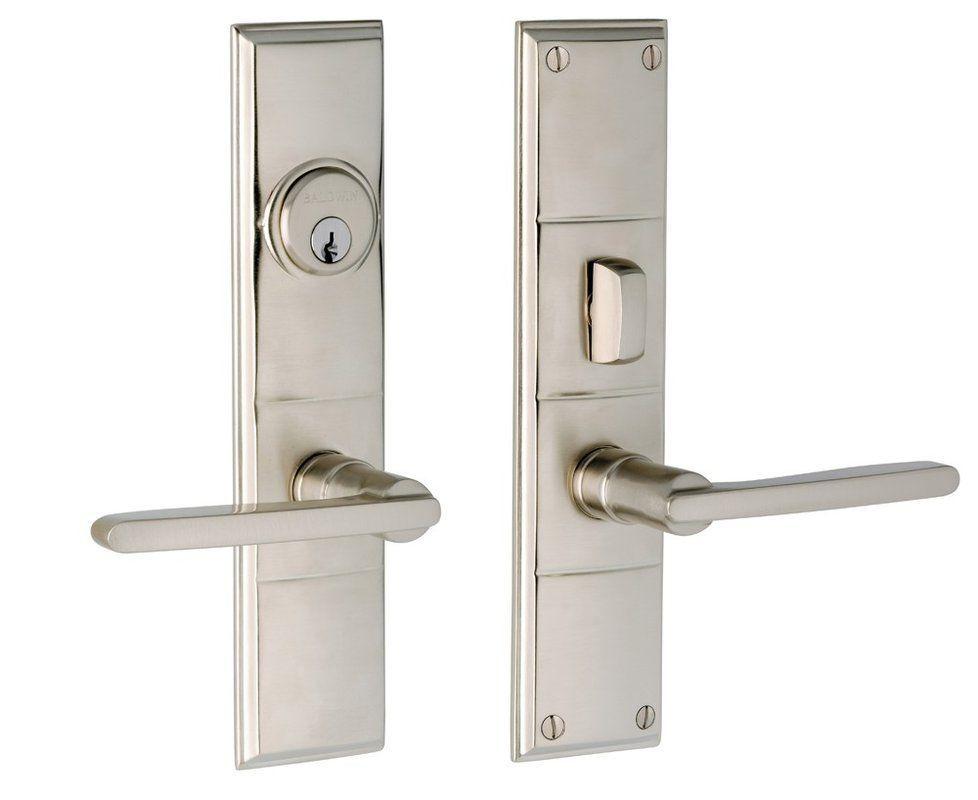 Baldwin 6973 Entr Front Door Hardware Front Door Locks Door