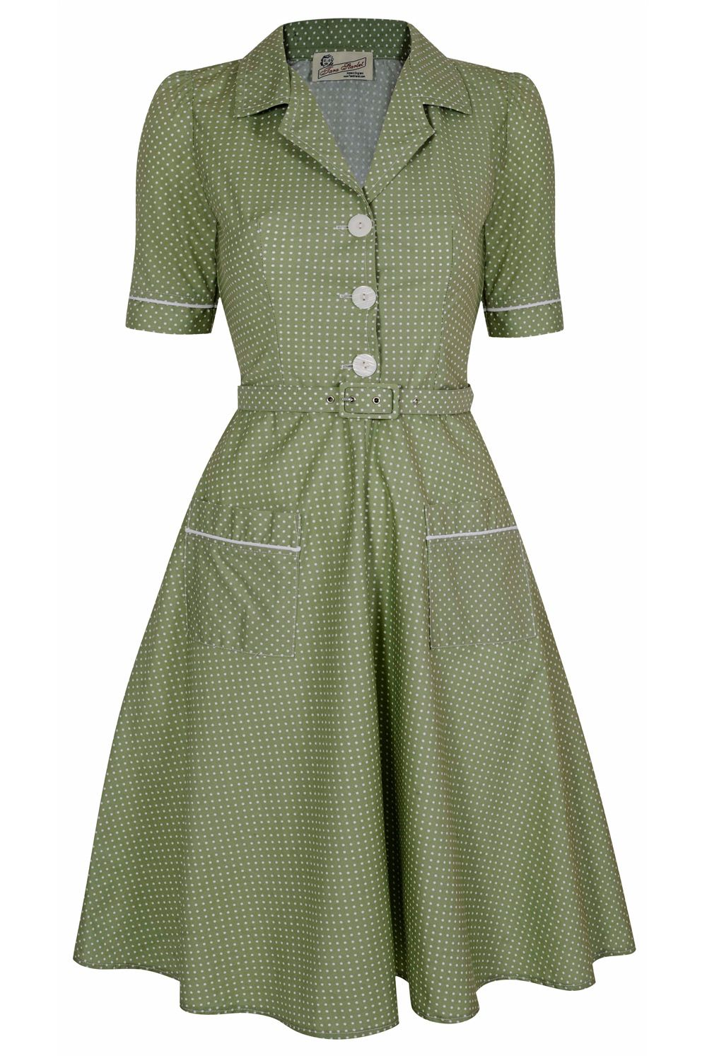 Tara Starlet 1940s 40s Style: Retro Fashion, Clothes