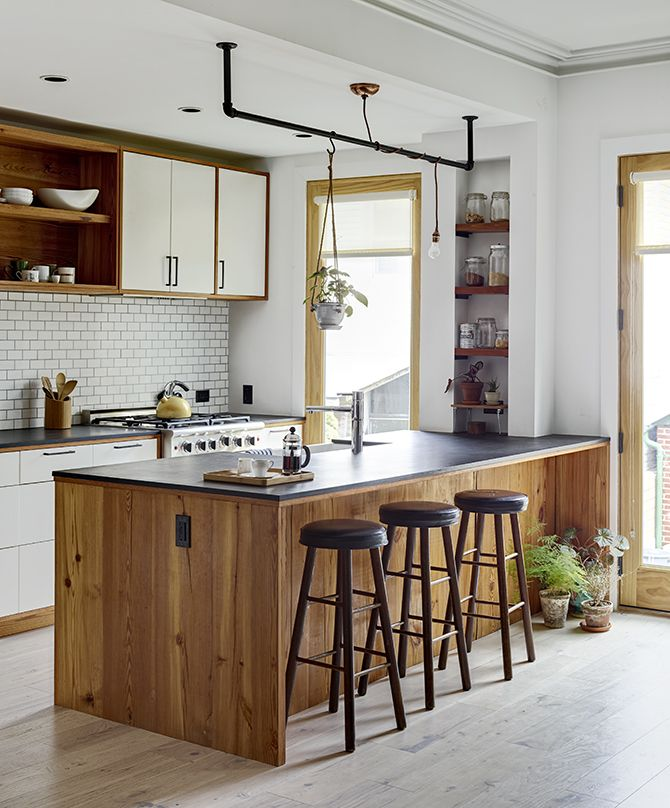 Modern Industrial Kitchen Design: WINSTON ELY GREENPOINT KITCHEN Kitchengood Greenpoint