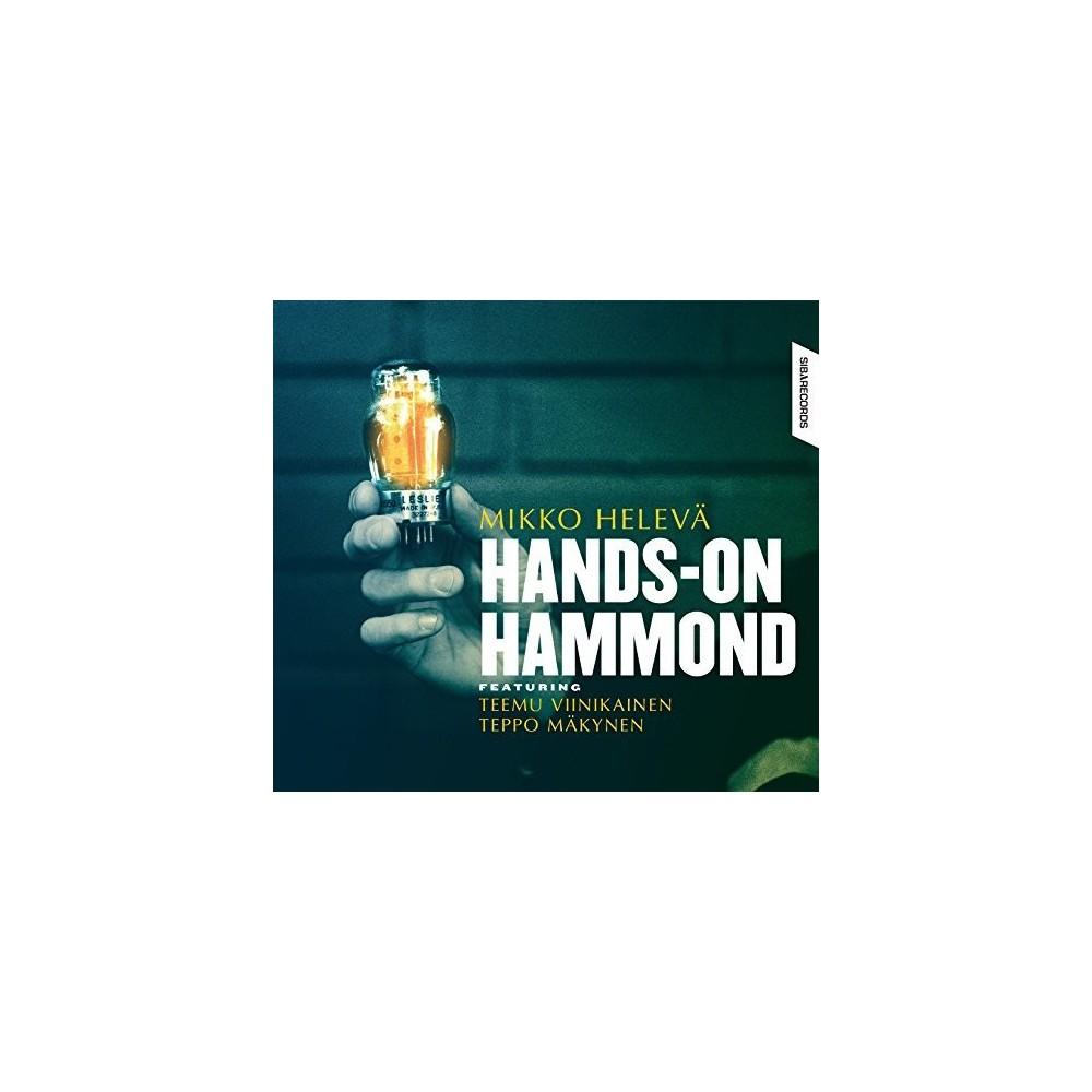 Carmichael & Heleva & Viinikainen - Heleva: Hands on Hammond (CD)