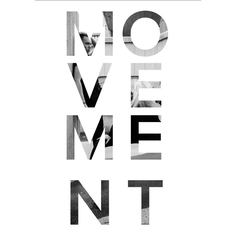 Move project coming soon!!  Insta: davidkarolina WWW.DAVIDKAROLINA.COM  #motion #art #photography #bw #monochrome #fineart #dance #typography #graphicdesign #poster #layout #minimal