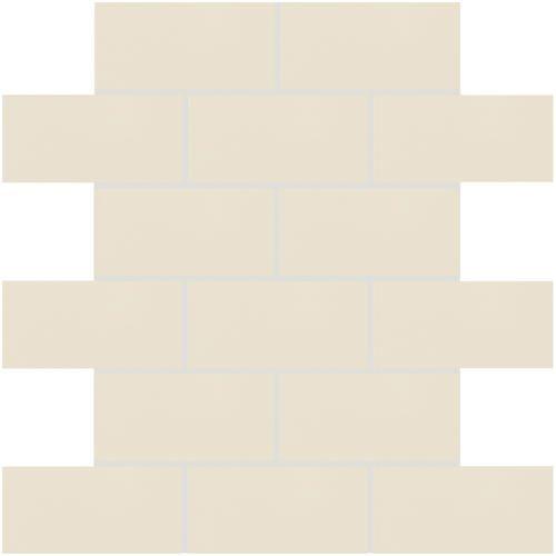 Mohawk Vivant Brick Joint Mosaic Wall Ceramic Tile 2 X 4