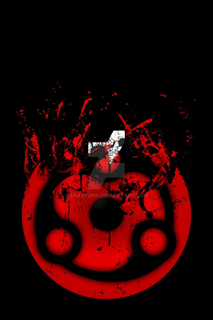 Naruto shippuden sasuke eternal mangekyou sharingan