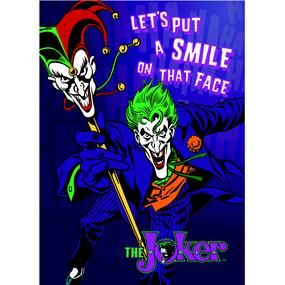 [Batman: Magnet: Joker (Product Image)]