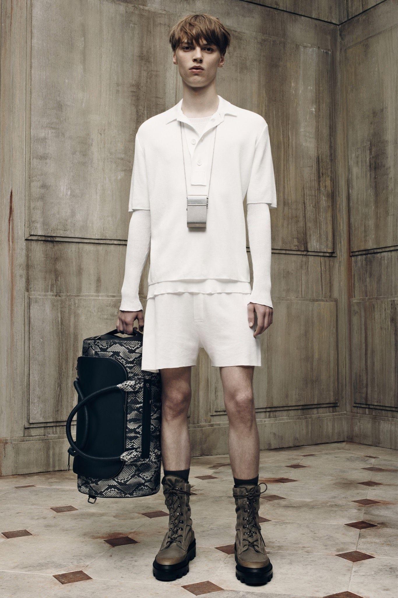Balenciaga Spring Summer 2016 Primavera Verano Collection #Menswear #Trends #Tendencias #Moda Hombre - Paris Fashion Week - D.P.