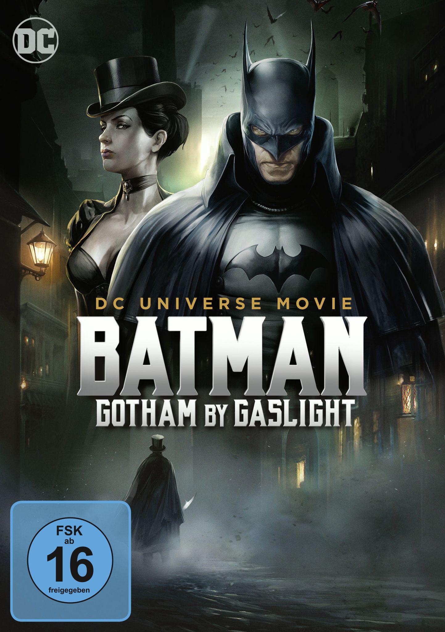 Batman Gotham By Gaslight Dvd Blu Ray Oder Vod Leihen Videobuster De Gotham Films Gratuits En Ligne Film Streaming